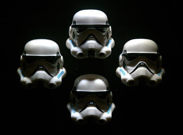 Bohemian Rhapsody Stormtroopers