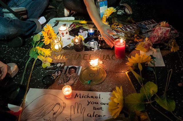 Michael Jackson minne